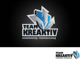 nº 22 pour Logo Design contest for Kreaktiv par logo24060