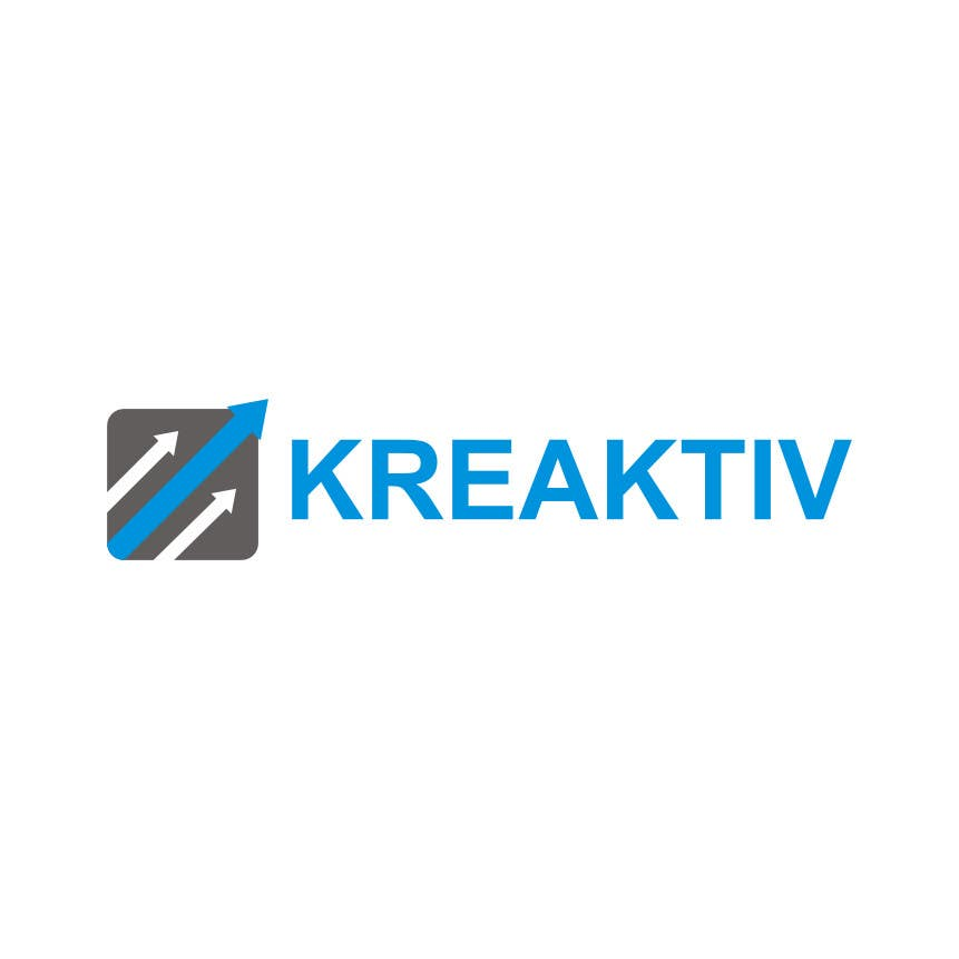 #31 for Logo Design contest for Kreaktiv by ibed05