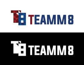 Nro 268 kilpailuun Redesigning the teamm8 logo käyttäjältä VisamuStudio