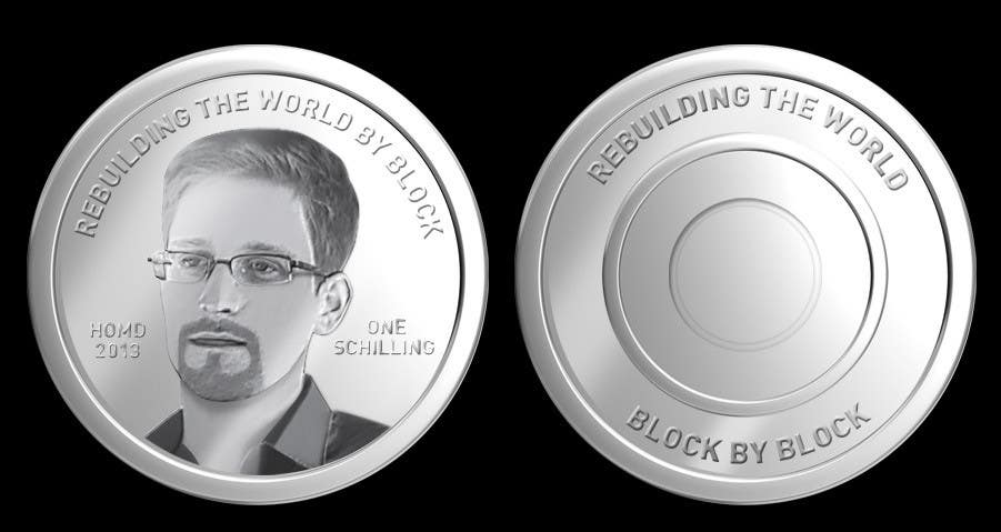 #7 for I need some Graphic Design for a coin token by samazran