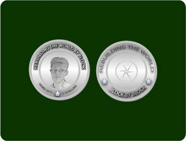 #19 for I need some Graphic Design for a coin token by mahossainalamgir