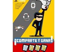 Nro 29 kilpailuun Diseñar un banner käyttäjältä Andrelo80