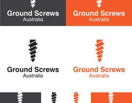 #20 for Design a Logo for Ground Screws Australia af itrebilco