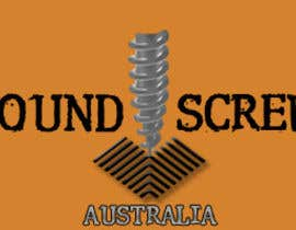 #17 for Design a Logo for Ground Screws Australia af RIGASKOUTZOS