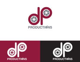 nº 63 pour DP Productions Seeking Logo par creativeju