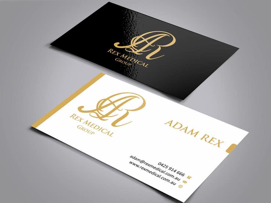 Penyertaan Peraduan #54 untuk Design Business Cards