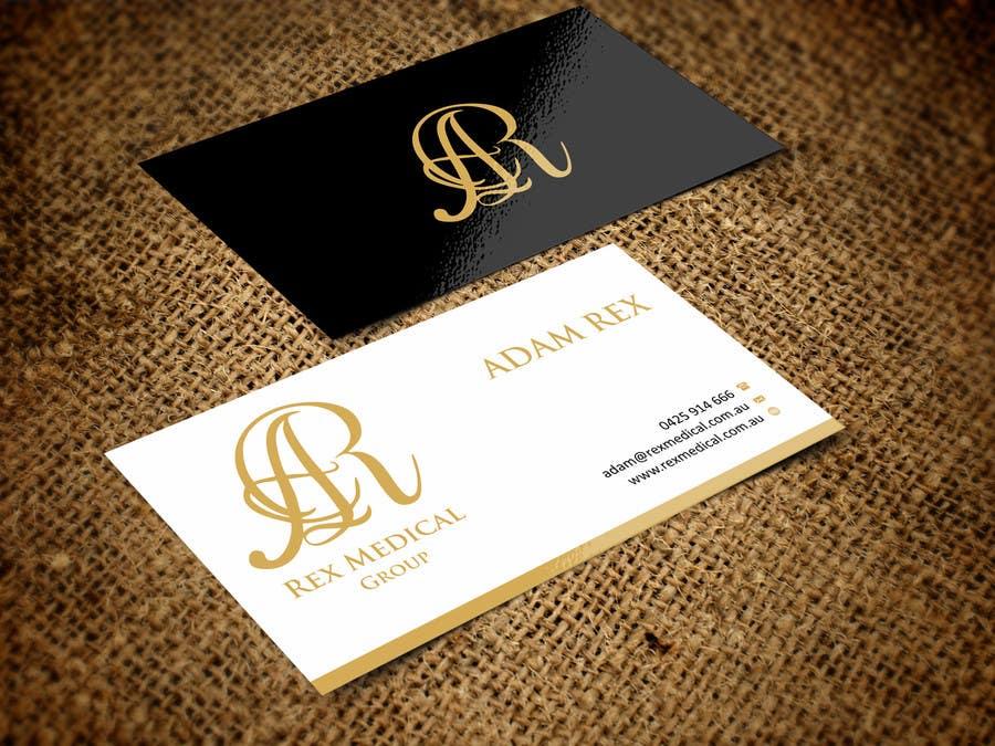 Penyertaan Peraduan #69 untuk Design Business Cards
