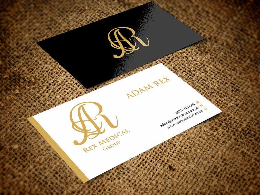 Penyertaan Peraduan #71 untuk Design Business Cards