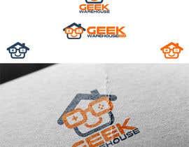 ParthCreative tarafından Design Logo For Geek eStore. için no 36