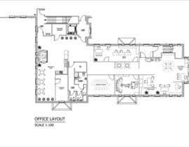 jessmichelle tarafından Office Floorplan Design için no 12