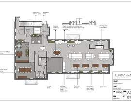 StudioGCA tarafından Office Floorplan Design için no 14