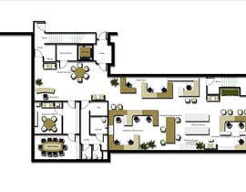 insigniaonline tarafından Office Floorplan Design için no 3