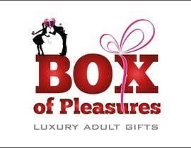 #26 for Design a logo for my new adult gift store called Box Of Pleasures af swethanagaraj
