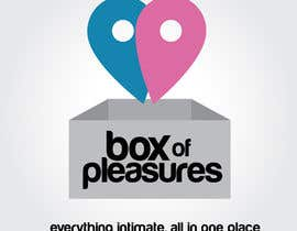 #45 for Design a logo for my new adult gift store called Box Of Pleasures by madelinemcguigan