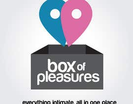 #46 for Design a logo for my new adult gift store called Box Of Pleasures by madelinemcguigan