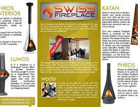 #9 untuk Design a Flyer for my company selling fireplaces oleh Creative00