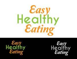 #19 cho Design a Logo for Easy Healthy Eating bởi karmenflorea