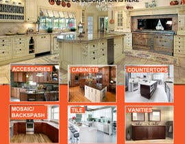 #1 for Advertisement/Flyer Design for Kitchen Remodeling Company by designsvilla