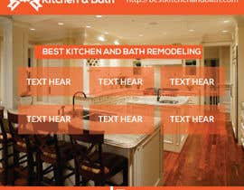 #13 for Advertisement/Flyer Design for Kitchen Remodeling Company by bakhtear05