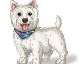 Nro 34 kilpailuun Animate my dog for a book käyttäjältä magdalenabuslows