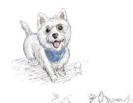 Nro 27 kilpailuun Animate my dog for a book käyttäjältä Dalibor021