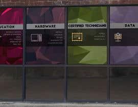 Nro 13 kilpailuun Create Print Designs for Store front windows käyttäjältä sonysasankan