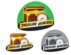 "KaoutherAkid tarafından Design a Logo for ""Treasure Hunters"" Kids Group için no 90"