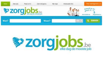 #563 for Design Logo for zorgjobs.be by puntocreativoCo