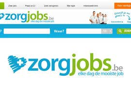 #564 para Design Logo for zorgjobs.be por puntocreativoCo