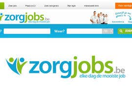 #565 for Design Logo for zorgjobs.be by puntocreativoCo