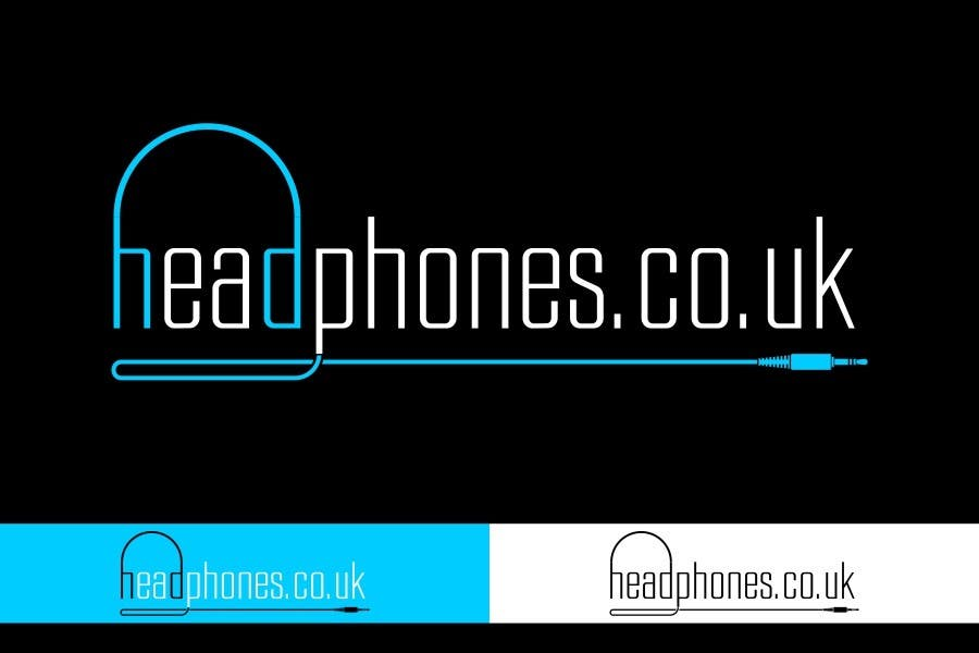 #291 for Design a Logo for Headphones.co.uk by ben2ty