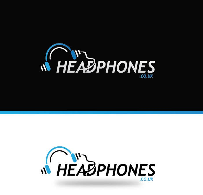 #116 for Design a Logo for Headphones.co.uk by ngdinc