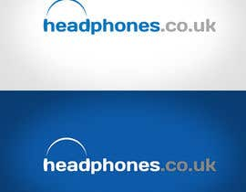 #140 para Design a Logo for Headphones.co.uk por Jun01
