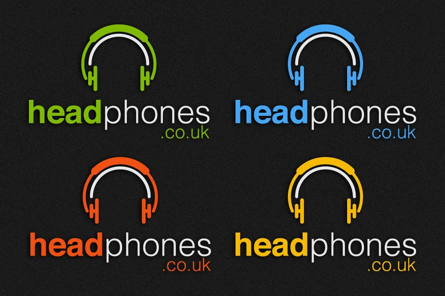 #104 for Design a Logo for Headphones.co.uk by yogeshbadgire