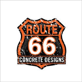 Graphic Design Contest Entry #90 for Route 66 Logo