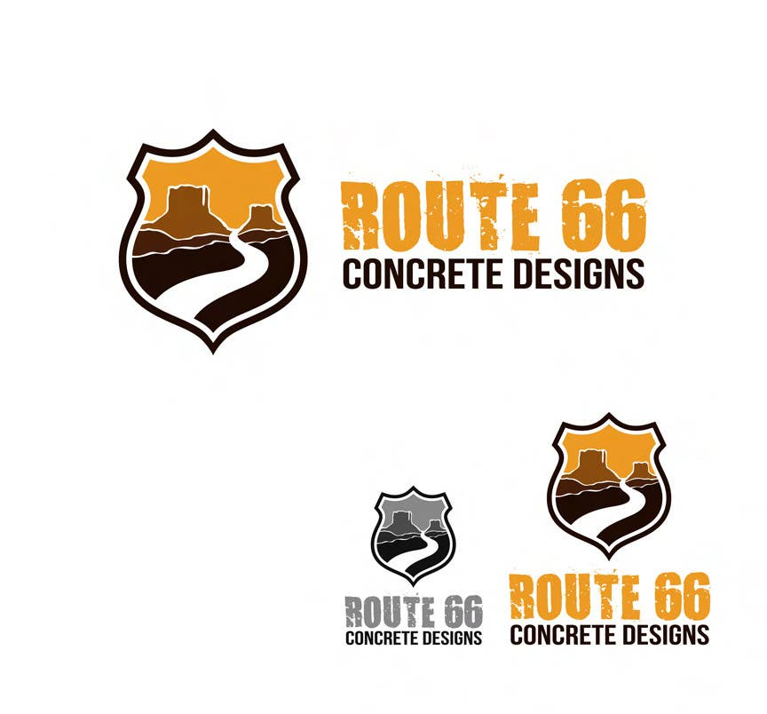 #87 for Route 66 Logo by Jun01