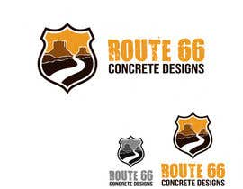#87 for Route 66 Logo af Jun01