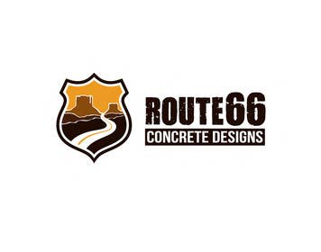 Graphic Design Contest Entry #115 for Route 66 Logo
