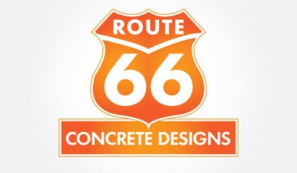 Graphic Design Contest Entry #83 for Route 66 Logo