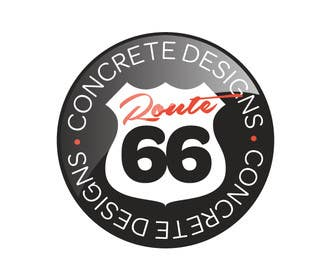 Graphic Design Contest Entry #120 for Route 66 Logo