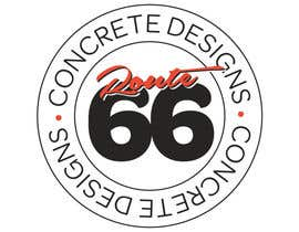 #124 for Route 66 Logo by andresgoldstein