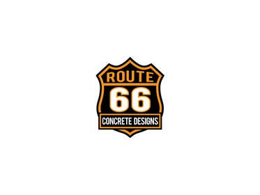 Graphic Design Contest Entry #19 for Route 66 Logo