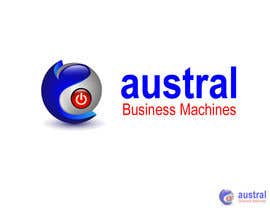 wastrah tarafından Design a Logo for Austral Business Machines için no 316
