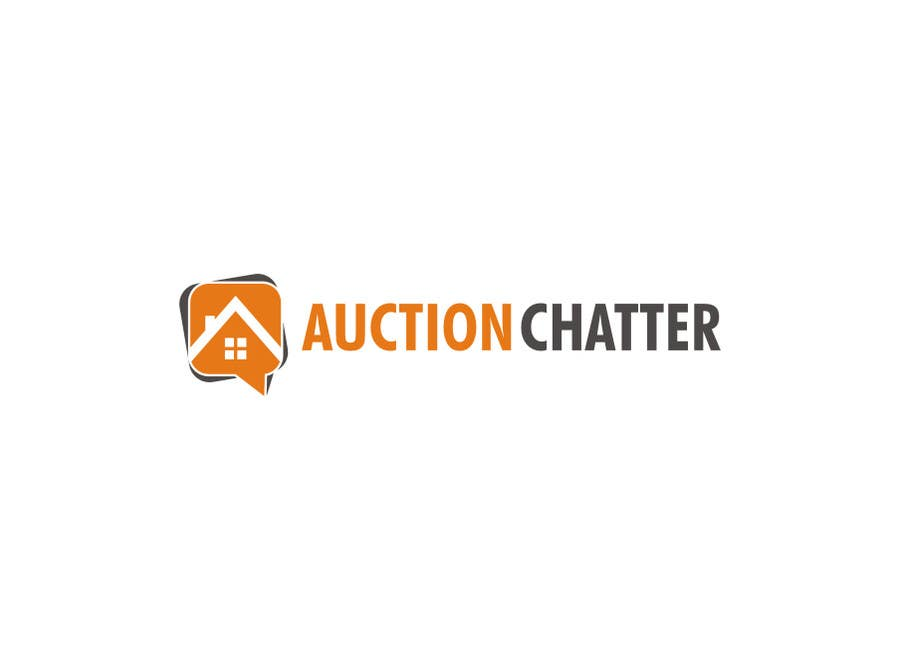 Online auction logo design  Logo design contest