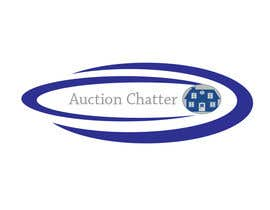 nº 65 pour Logo design contest for Auction Chatter par simonad1