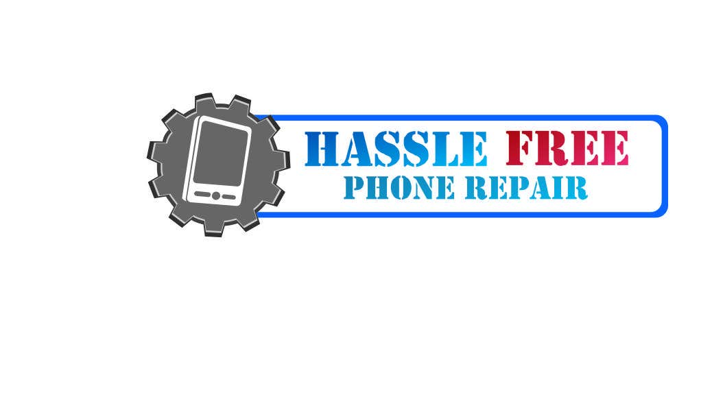 Bài tham dự cuộc thi #16 cho Design a Logo for a phone repair company.