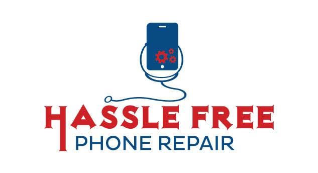 Bài tham dự cuộc thi #162 cho Design a Logo for a phone repair company.