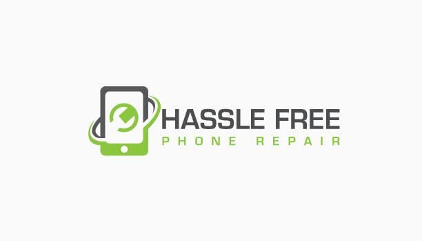 Bài tham dự cuộc thi #142 cho Design a Logo for a phone repair company.