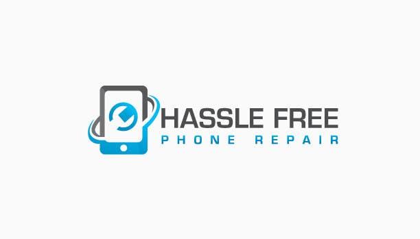 Bài tham dự cuộc thi #170 cho Design a Logo for a phone repair company.