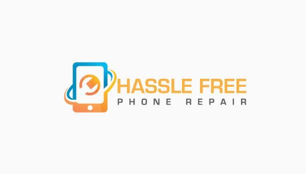 Bài tham dự cuộc thi #171 cho Design a Logo for a phone repair company.